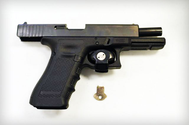 Image of trigger lock