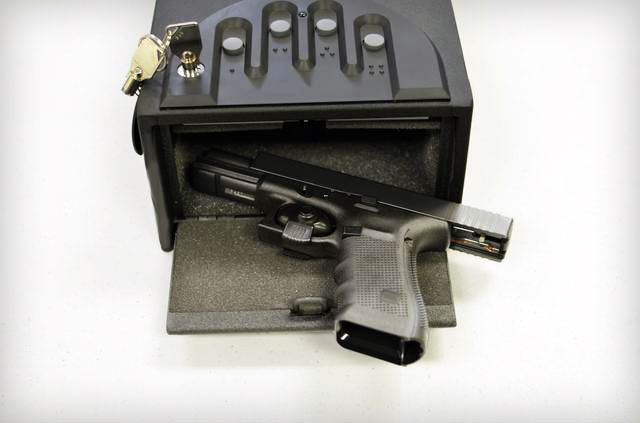Image of lock box